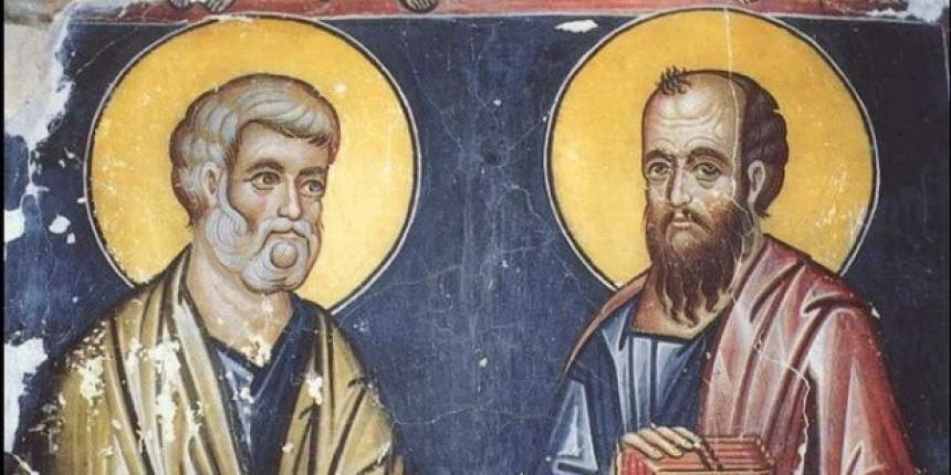SPC i vjernici danas slave Petrovdan