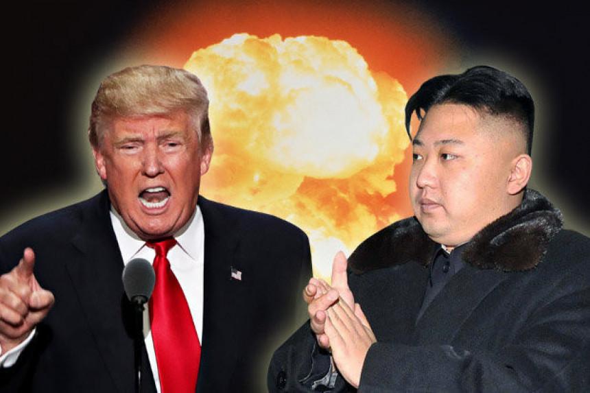 Amerika uzvraća udarac Koreji