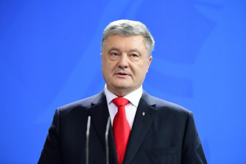 Petro Porošenko bi mogao na detektor laži