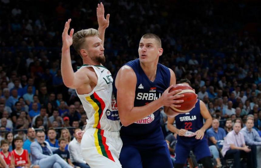 """Završnica opet """"orlovska"""": Litvanija - Srbija 0:2!"""