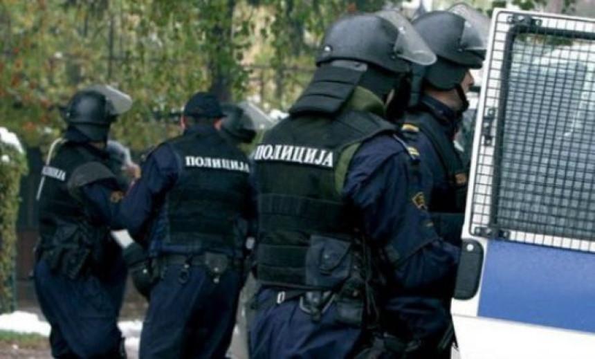 MUP: Pretresi na više lokacija u Banjaluci
