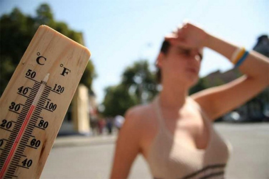 Danas sunčano i veoma toplo, temperature do 40