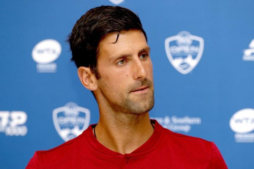 Novak: Tim je najopasniji!