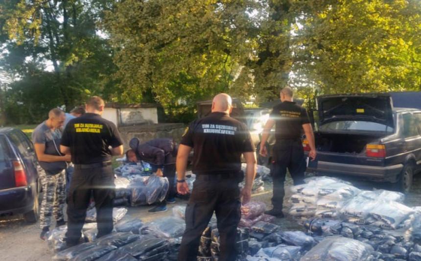 Put Bijeljina-Brčko: Presretnuti krijumčari