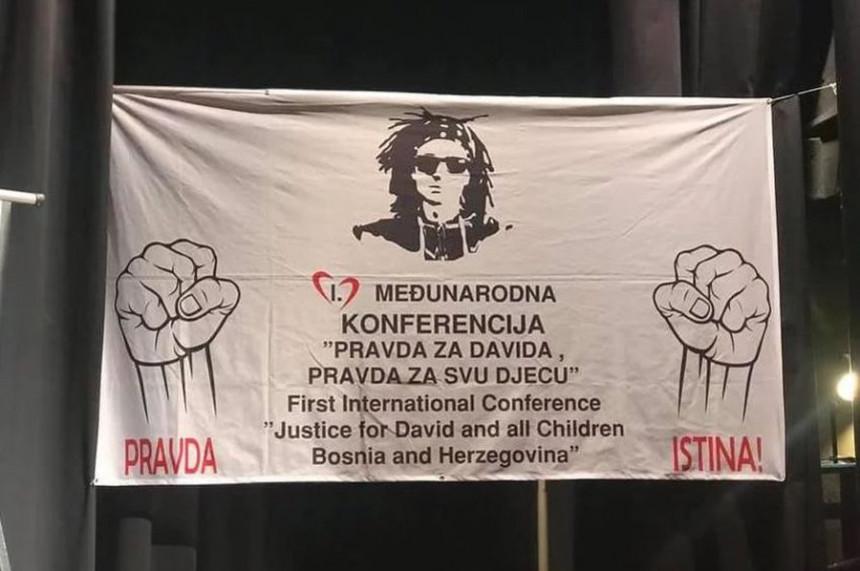 """Беч: Међународни скуп под називом """"Правда за Давида"""""""