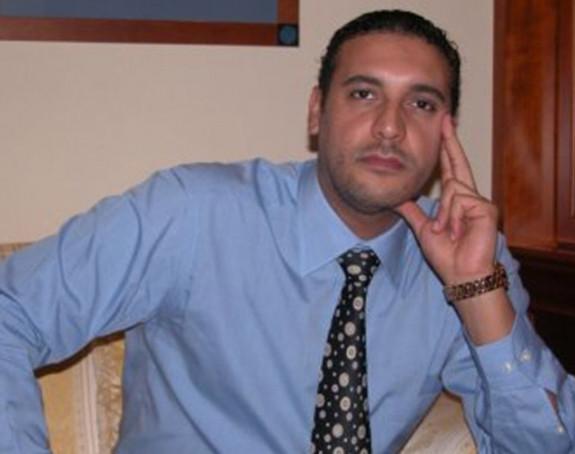 Liban: Oslobođen Gadafijev sin Hanibal