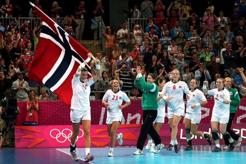 EP - rukomet (Ž): Istorija se ponavlja, Norvežanke bolje do Danske!