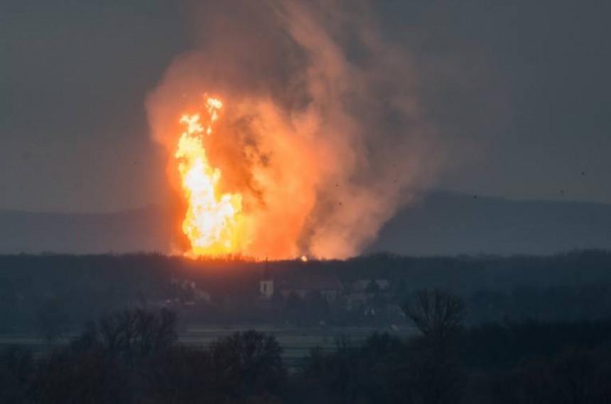 Uzrok eksplozije tehničke prirode