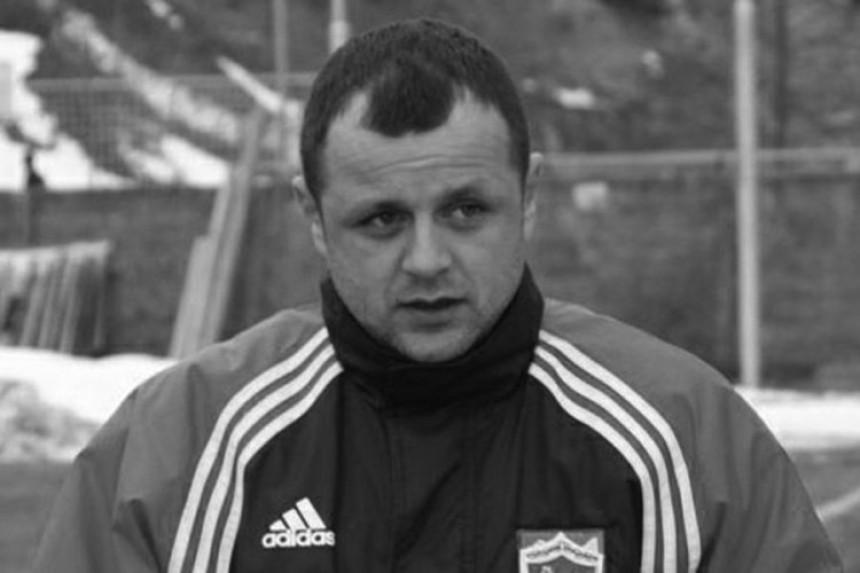 "Preminuo trener FK ""Sutjeska"""