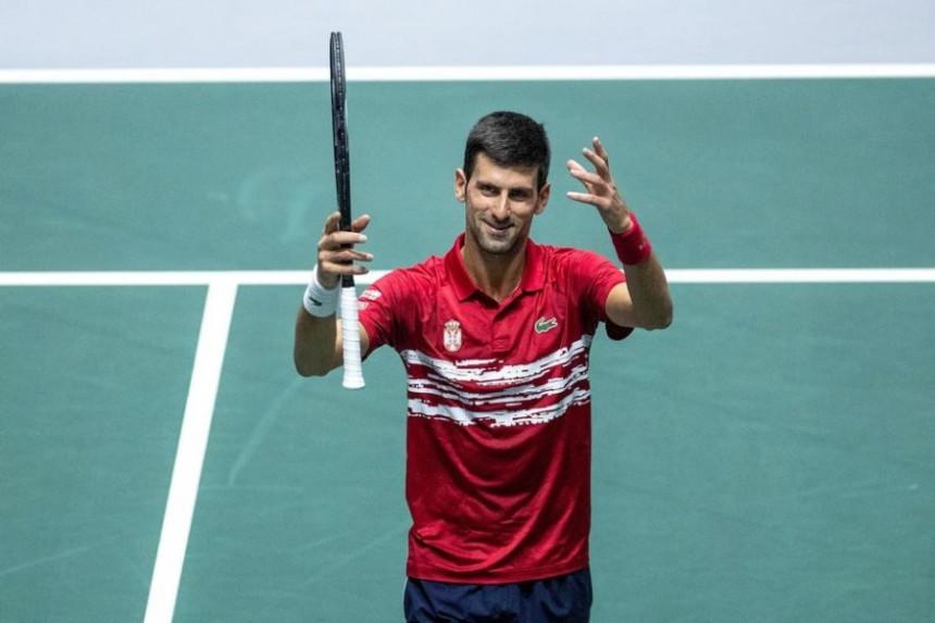 Novak Đoković teniser decenije