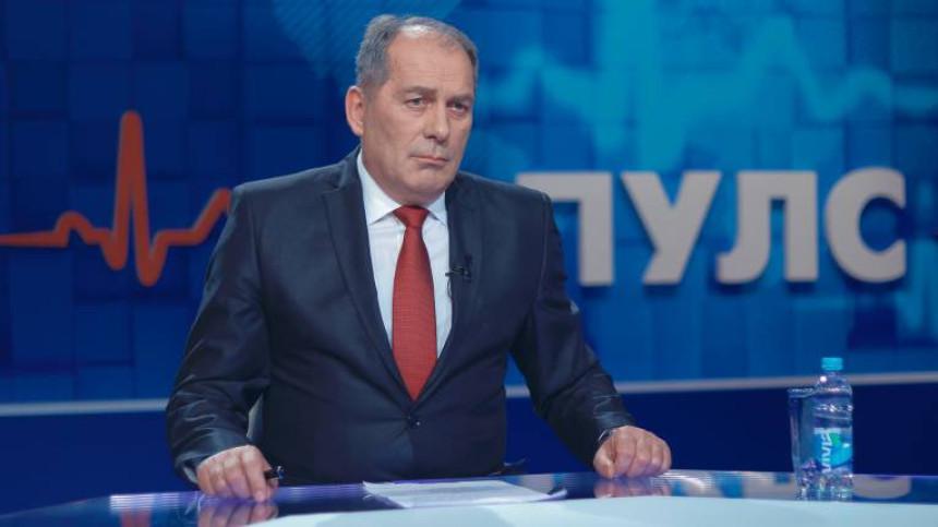 """Dragan Mektić gost u """"Pulsu"""" BN televizije"""