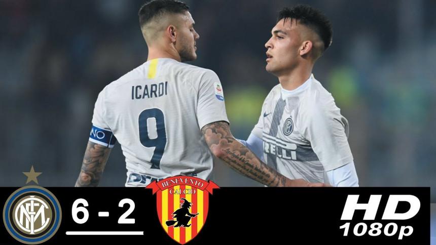 ITA - Kup: Inter ponizio Benevento!