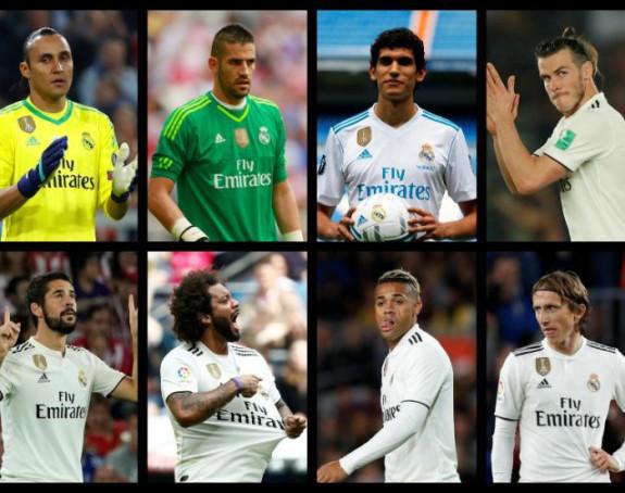 Realovih šest mjeseci da definiše sudbinu osam igrača!