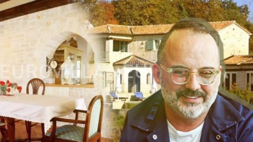 Cetinski prodaje dedinu vilu