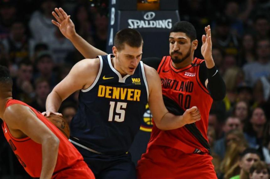 Denver se prepao, Portland u finalu Zapada!