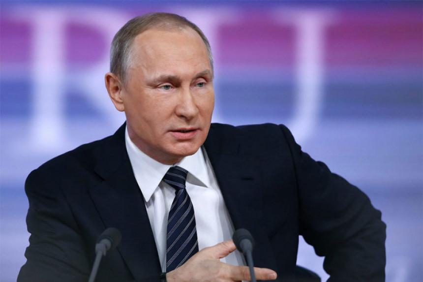 Za Putina 1,3 miliona pitanja