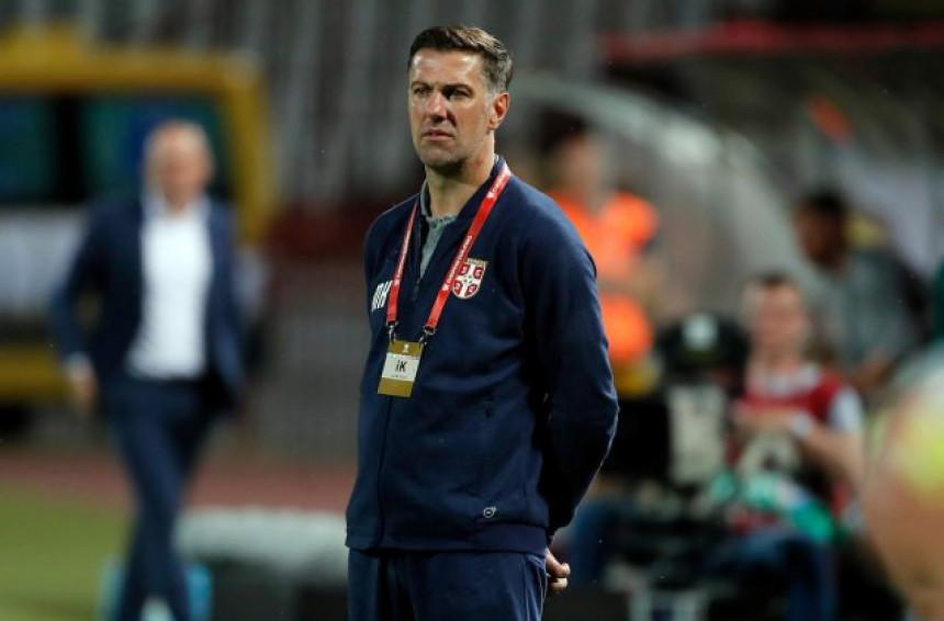 Mladen Krstajić više nije selektor Srbije!