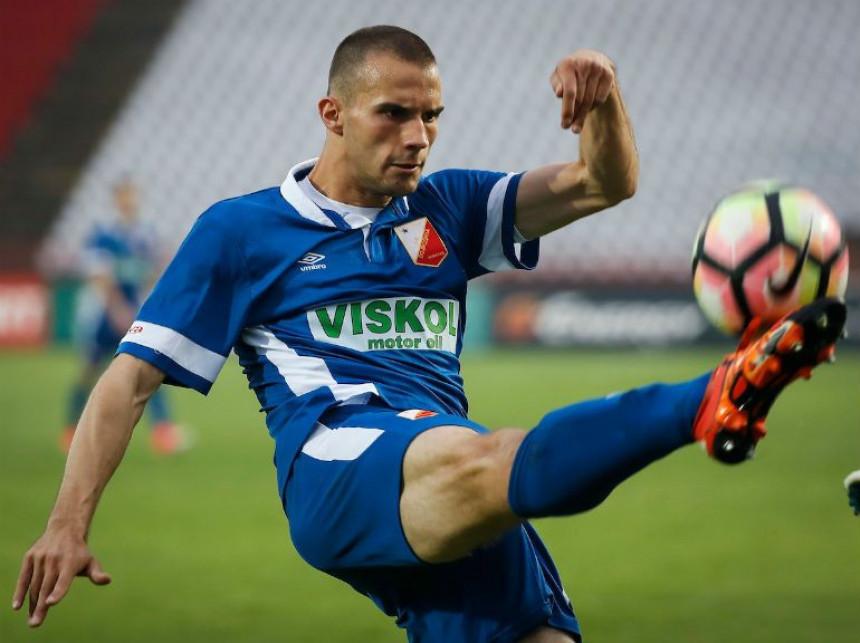 Kolarov poslao desnog beka Đenove u Partizan!