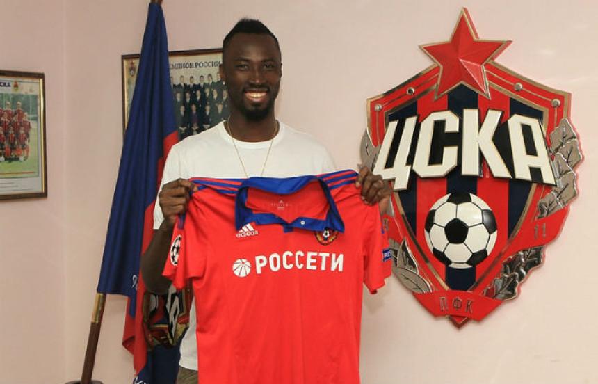 CSKA doveo zamenu za Musu...