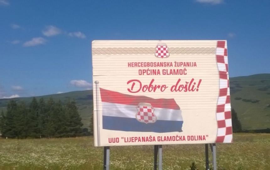 Bilbord šokirao Srbe i Bošnjake