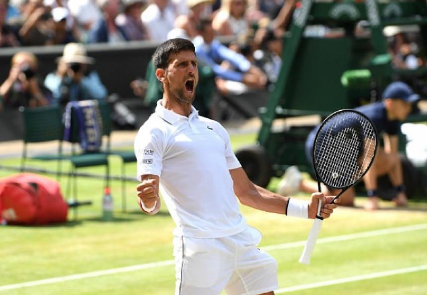 Mekinro: Ko pobjeđuje? Novak u četiri seta!