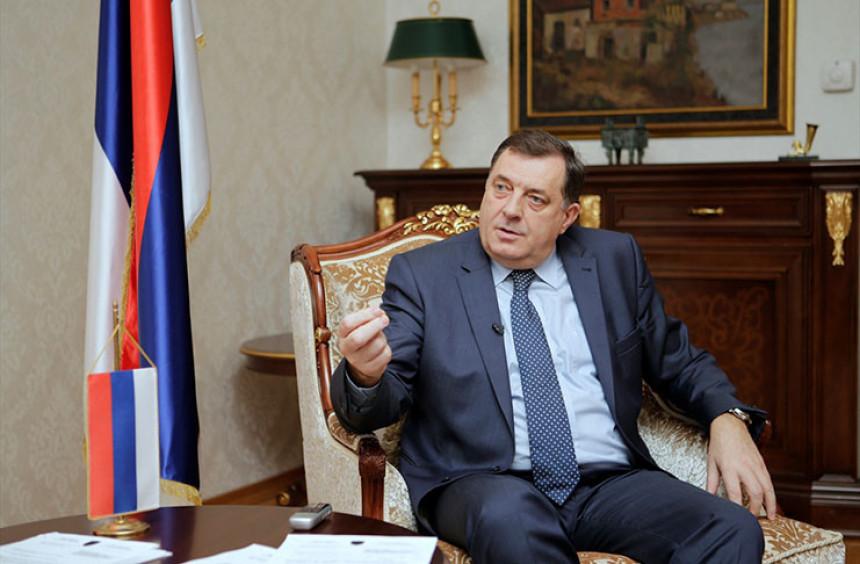 Milorad Dodik danas u Srebrenici
