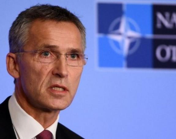 Šef NATO-a upozorio Donalda Trampa