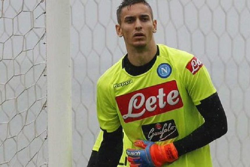 Napoli sa debitantom na golu dočekuje Zvezdu?!