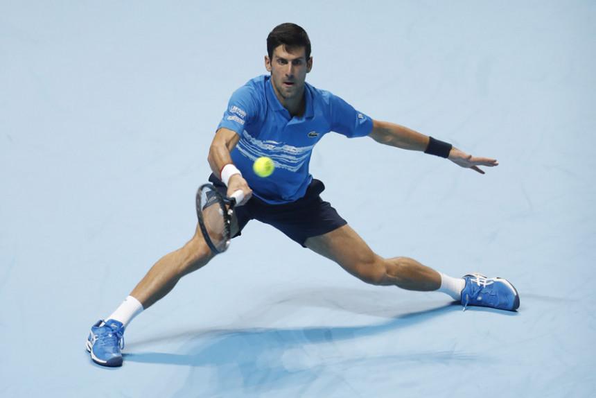 Novak Đoković poražen u Londonu