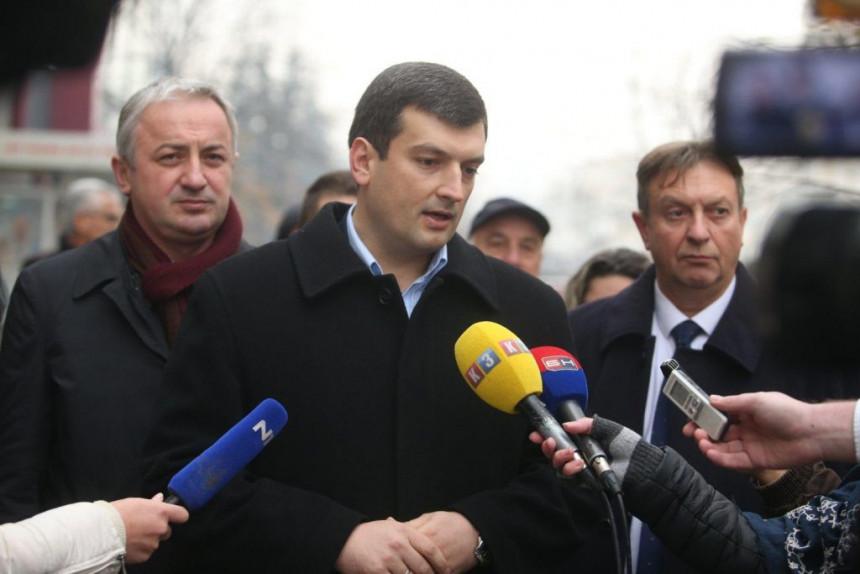Jača pritisak da se objavi Program reformi Bosne i Hercegovine