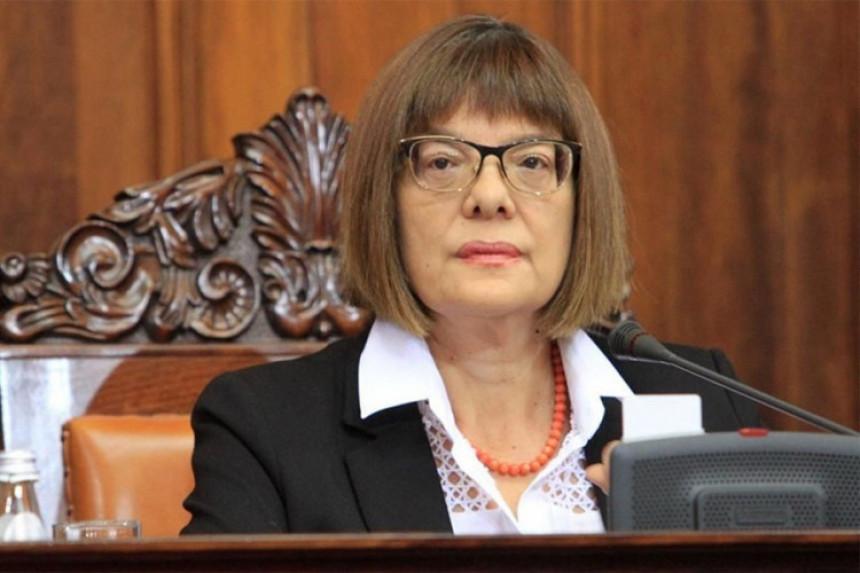 Gojković: Dogovor da izbori Srbije ne budu u martu