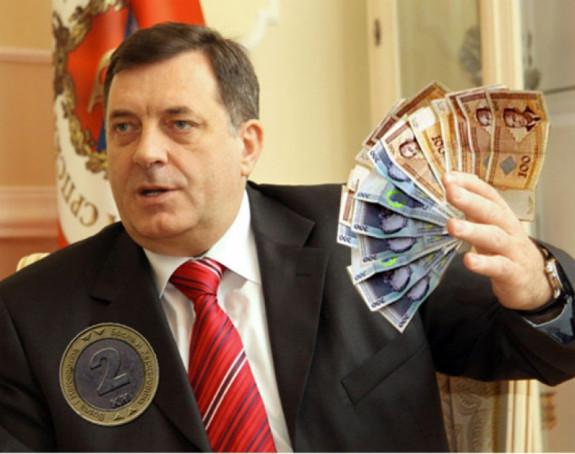 Ekonomija Srpske dotakla dno