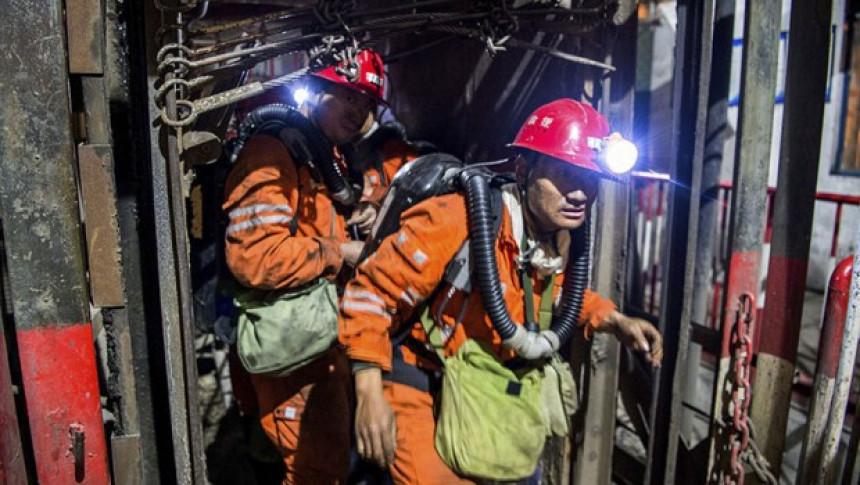 Najmanje 17 rudara poginulo u Kini