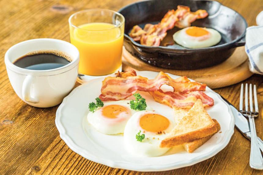 Doručak štiti srce