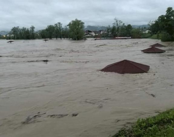 Rijeka Usora ugrozila Matuziće