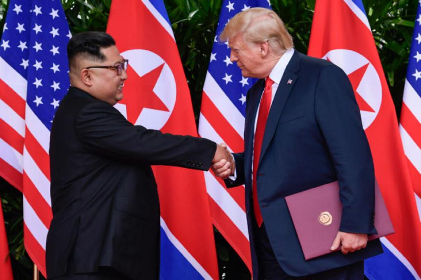Kimu slijedi novi istorijski susret