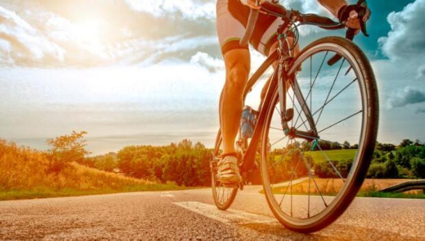 Vožnja bicikla jača mišiće i srce
