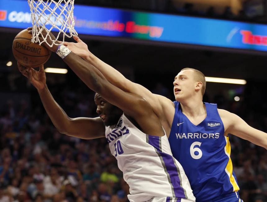 NBA san: Beograđanin u Golden Stejtu do 2023. godine!