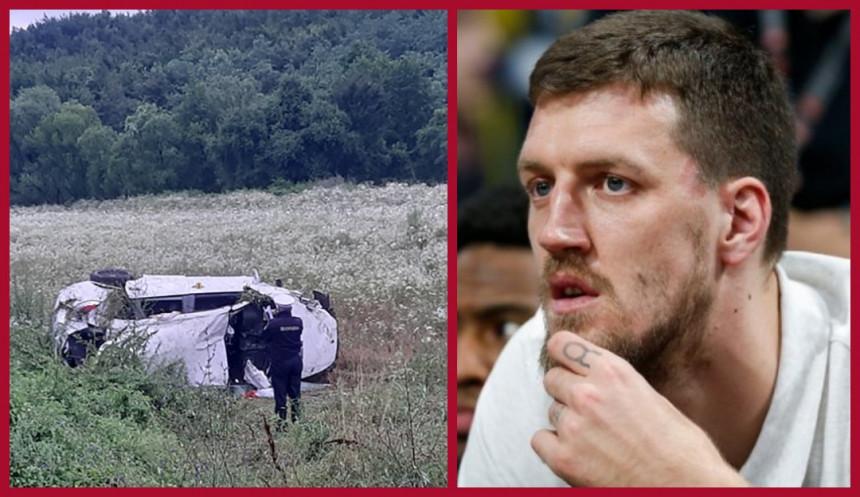 Šok: Ognjen Kuzmić teško povređen u saobraćajki!