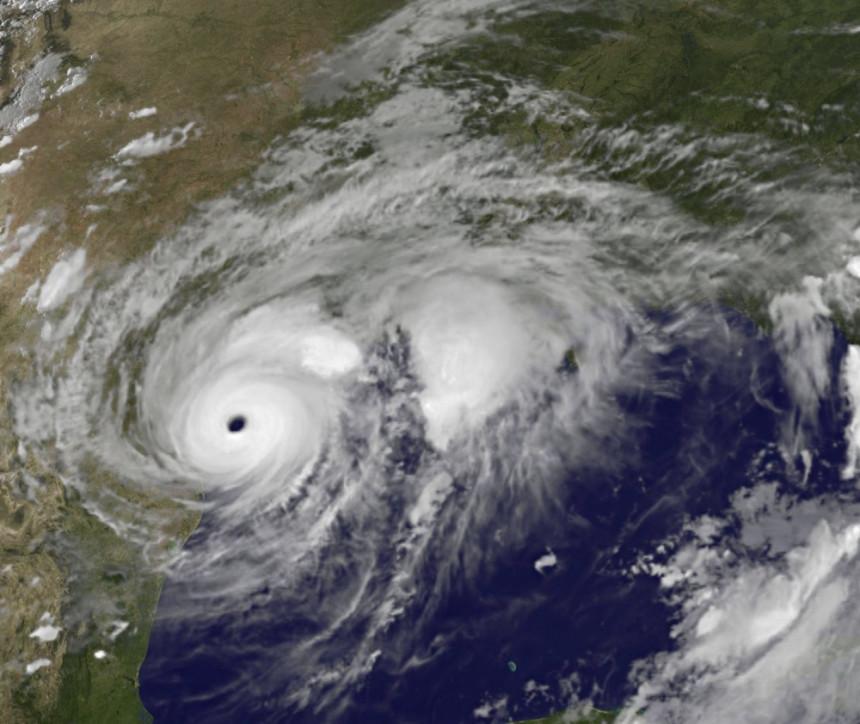 Uragan izbacio čudovište