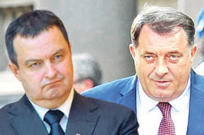 Šta je Dačić tražio od Dodika?