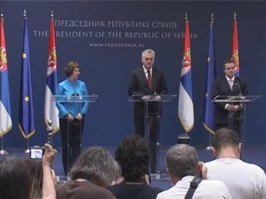 Ešton: Nema novih uslova za Srbiju (VIDEO)