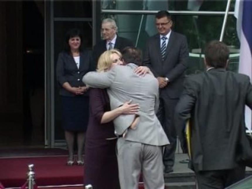 Bliski odnosi Vlade Republike Srpske i FBiH (VIDEO)
