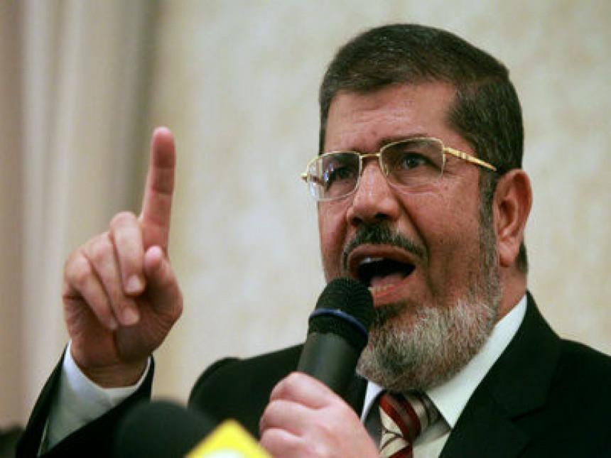 Tužilaštvo ispituje Morsija