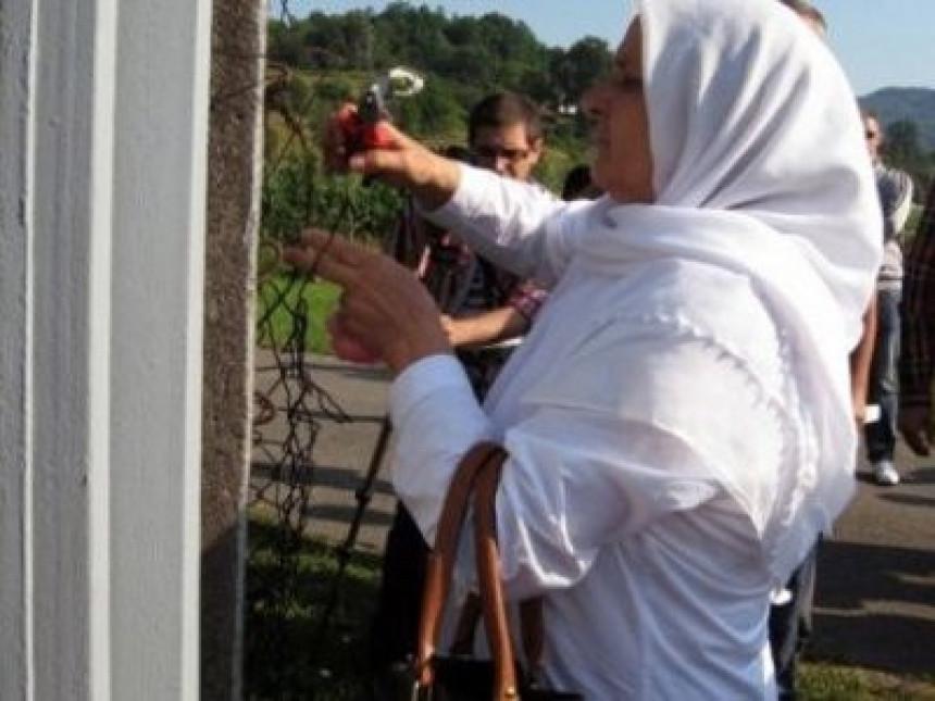 Duraković: Nećemo tolerisati privođenje majki Srebrenice