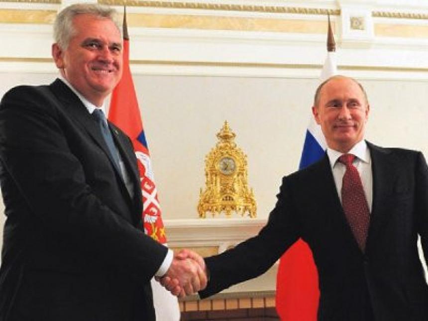 Nikolić: Imamo punu podršku Rusije