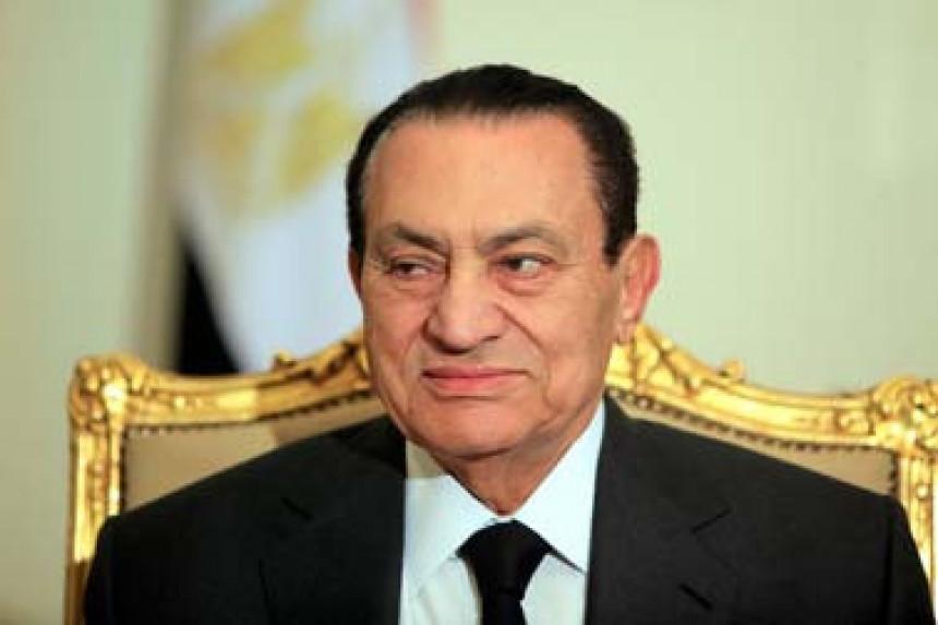 Danas presuda Mubaraku, sinovima i saradnicima