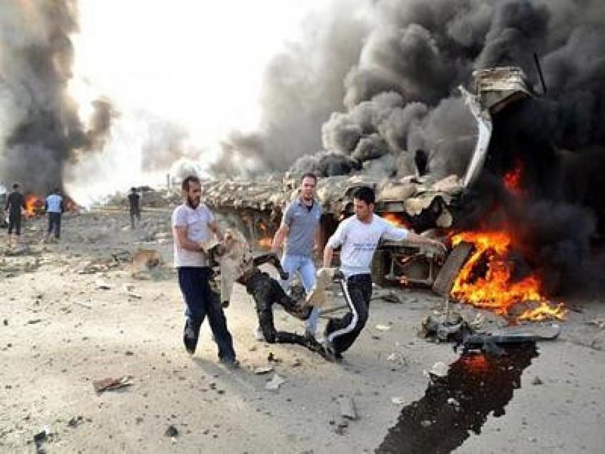 Сиријски режим извршио напад