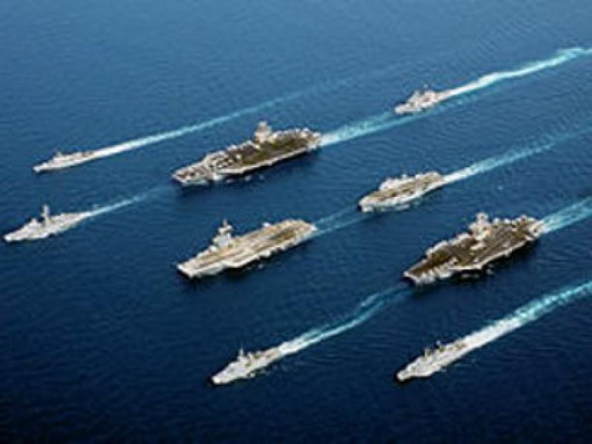 Šok na zapadu: Ruska flota krenula ka Siriji