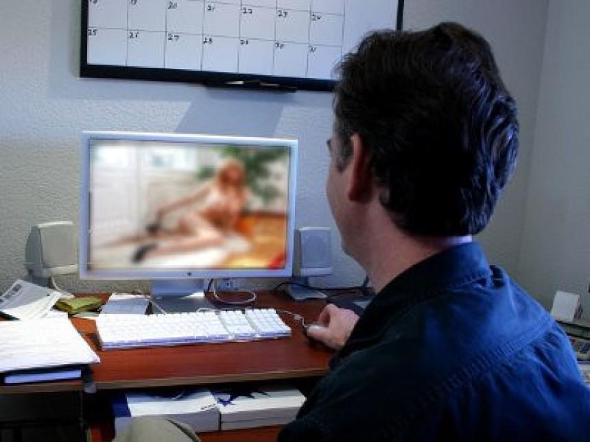 Snimao porniće sa ćerkom